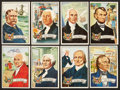 "Non-Sport Cards:Sets, 1972 Topps ""U.S. Presidents"" Complete Set (36)...."