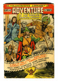 Golden Age (1938-1955):Classics Illustrated, Classics Illustrated Giants - Illustrated Library of GreatAdventure Stories (Gilberton, 1949) Condition: GD....
