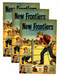 Silver Age (1956-1969):Adventure, New Frontiers #nn File Copy Group (Harvey, 1958) Condition: Average VF/NM.... (Total: 10 Comic Books)
