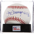 Autographs:Baseballs, Jim Bunning Single Signed Baseball PSA Gem Mint 10....