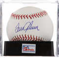 Autographs:Baseballs, Tom Seaver Single Signed Baseball PSA Mint+ 9.5....