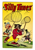 Golden Age (1938-1955):Funny Animal, Silly Tunes #1 (Timely, 1945) Condition: VG-....