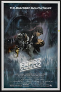 """Movie Posters:Science Fiction, The Empire Strikes Back (20th Century Fox, 1980). One Sheet (27"""" X41""""). Science Fiction. Starring Mark Hamill, Harrison For..."""