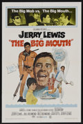 "The Big Mouth (Columbia, 1967). One Sheet (27"" X 41""). Comedy. Starring Jerry Lewis, Harold J. Stone, Susan Ba..."