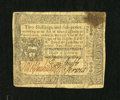 Colonial Notes:Pennsylvania, Pennsylvania October 25, 1775 2s/6d Fine....
