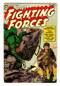 Golden Age (1938-1955):War, Our Fighting Forces #1 (DC, 1954) Condition: GD....