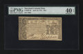 Colonial Notes:Maryland, Maryland April 10, 1774 $2/3 PMG Extremely Fine 40 EPQ....