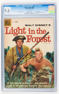Silver Age (1956-1969):Adventure, Four Color #891 Light in the Forest - File Copy (Dell, 1958) CGC NM+ 9.6 Off-white pages....