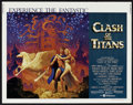"Movie Posters:Fantasy, Clash of the Titans (MGM, 1981). Half Sheet (22"" X 28""). Fantasy....."