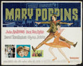"Movie Posters:Fantasy, Mary Poppins (Buena Vista, 1964). Half Sheet (22"" X 28""). Fantasy....."