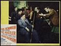 "Movie Posters:Drama, The Hustler (20th Century Fox, 1961). Lobby Card (9.5"" X 12.25""). Drama.. ..."