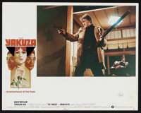 "The Yakuza (Warner Brothers, 1975). Lobby Card Set of 8 (11"" X 14""). Crime. ... (Total: 8 Items)"