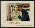 """Movie Posters:Drama, Baby Doll (Warner Brothers, 1957). Lobby Cards (3) (11"""" X 14"""").Drama.. ... (Total: 3 Items)"""