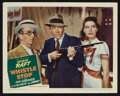 "Movie Posters:Drama, Whistle Stop (United Artists, 1945). Lobby Card (11"" X 14""). Drama.. ..."