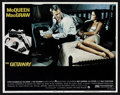 "Movie Posters:Action, The Getaway (National General, 1972). Lobby Cards (8) (11"" X 14"").Action.. ... (Total: 8 Items)"