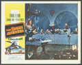 """Movie Posters:Adventure, The Dark Avenger (20th Century Fox, 1955). Lobby Card (11"""" X 14"""")and Deluxe Stills (4) (10"""" X 13""""). Adventure.. ... (Total: 5 Items)"""