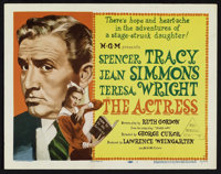 "The Actress (MGM, 1953). Title Card and Lobby Cards (6) (11"" X 14""). Comedy. ... (Total: 7 Items)"