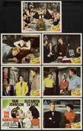 """Movie Posters:Comedy, The Big Hangover (MGM, 1950). Title Lobby Card and Lobby Cards (6) (11"""" X 14""""). Comedy.. ... (Total: 7 Items)"""