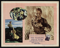 "The Yearling (MGM, 1946). Lobby Cards (6) (11"" X 14""). Drama. ... (Total: 6 Items)"