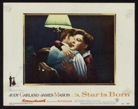 """A Star Is Born Lot (Warner Brothers, 1954). Lobby Cards (5) (11"""" X 14""""). Musical. ... (Total: 5 Items)"""