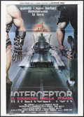 """Movie Posters:Science Fiction, The Road Warrior (Warner Brothers, 1982). Italian 2 - Folio (39"""" X55""""). Science Fiction.. ..."""