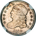 Bust Dimes, 1836 10C MS66 NGC. CAC....