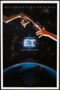 "Movie Posters:Science Fiction, E.T. The Extra-Terrestrial (Universal, 1982). One Sheet (27"" X41""). Science Fiction.. ..."