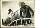 "Movie Posters:Horror, The Monster of Piedras Blancas Lot (Film Service Distributing,1959). Stills (2) (8"" X 10""). Horror.. ... (Total: 2 Items)"