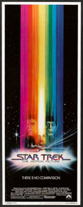 """Movie Posters:Science Fiction, Star Trek: The Motion Picture (Paramount, 1979). Insert (14"""" X36""""). Science Fiction.. ..."""