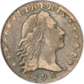 Early Half Dimes, 1795 H10C VF25 PCGS. CAC....