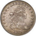 Early Dollars, 1800 $1 AU55 PCGS. CAC....