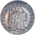 Early Half Dimes, 1795 H10C MS61 NGC....
