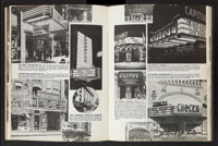 "Exhibitor Book Lot (Jay Emanuel, 1938). Hardcover Book (Multiple Pages, 9.5"" X 12.25"")"