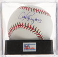 Autographs:Baseballs, Alex Rodriguez Single Signed Baseball PSA Gem Mint 10. ...