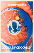 """Movie Posters:Science Fiction, 2001: A Space Odyssey (MGM, 1968). One Sheet (27"""" X 41"""").. ..."""