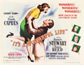 "Movie Posters:Drama, It's a Wonderful Life (RKO, 1946). Half Sheet (22"" X 28"") Style B....."