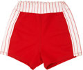 Basketball Collectibles:Uniforms, 1972 Julius Erving Atlanta Hawks Game Used Shorts. ...