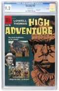 Silver Age (1956-1969):Adventure, Four Color #949 High Adventure - File Copy (Dell, 1958) CGC NM- 9.2 Off-white pages....