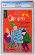 Bronze Age (1970-1979):Humor, Three Stooges #51 File Copy (Gold Key, 1971) CGC NM- 9.2 Whitepages....