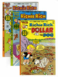 Bronze Age (1970-1979):Cartoon Character, Richie Rich and Dollar the Dog File Copy Group (Harvey, 1977-82)Condition: Average NM-.... (Total: 24 Comic Books)