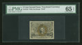 Fractional Currency:Second Issue, Fr. 1233 5c Second Issue PMG Gem Uncirculated 66 EPQ....