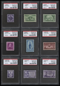 Mint US Collection, PSE Graded 98, (940//C132)