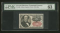 Fractional Currency:Fifth Issue, Fr. 1309 25¢ Fifth Issue PMG Choice Uncirculated 63 EPQ....