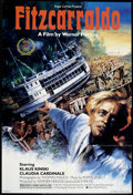 "Movie Posters:Adventure, Fitzcarraldo (New World, 1982). One Sheet (27"" X 41""). Adventure....."