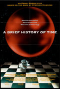 "Movie Posters:Documentary, A Brief History of Time (Triton, 1991). One Sheet (27"" X 40"") SS. Documentary.. ..."