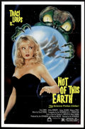 """Movie Posters:Science Fiction, Not of this Earth (Concorde/Trinity, 1988). One Sheet (27"""" X 41"""").Science Fiction.. ..."""