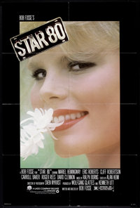"Star 80 (Warner Brothers, 1983). One Sheet (27"" X 41""). Drama"