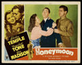 """Movie Posters:Comedy, Honeymoon Lot (RKO, 1947). Lobby Cards (3) (11"""" X 14""""). Comedy.. ... (Total: 3 Items)"""