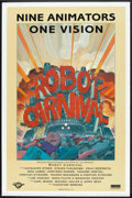 "Movie Posters:Animated, Robot Carnival (Streamline Pictures, 1990). One Sheet (27"" X 41"").Animated.. ..."