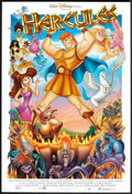 "Movie Posters:Animated, Hercules (Buena Vista, 1997). One Sheet (27"" X 40"") DS. Animated....."